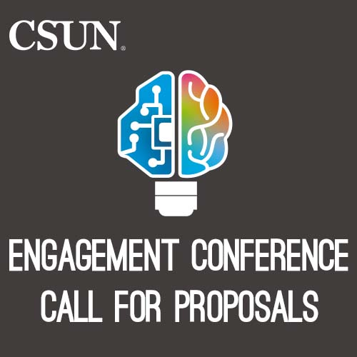 CSUN engagement conference call for proposals