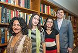 CSUN Staff members smiling.