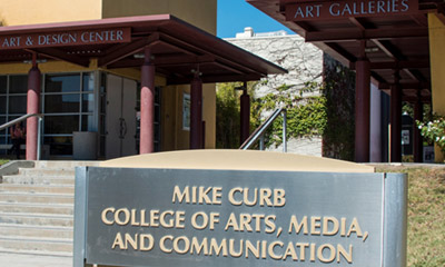 Art Center College Entrance