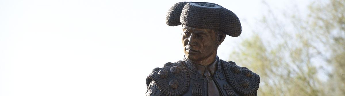 The Matador Statue