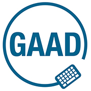 """Global Accessibility Awareness Day (G A A D)"" (with the spaces)"